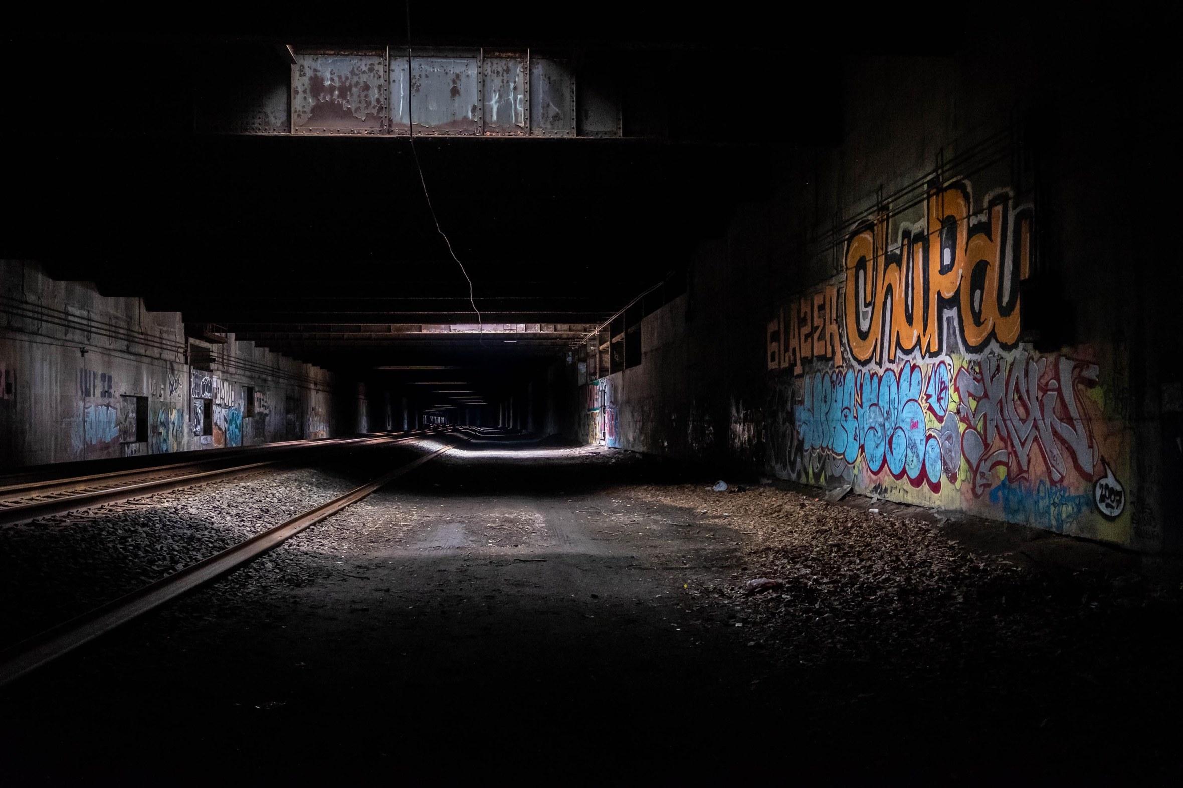 Freedom Tunnel 2